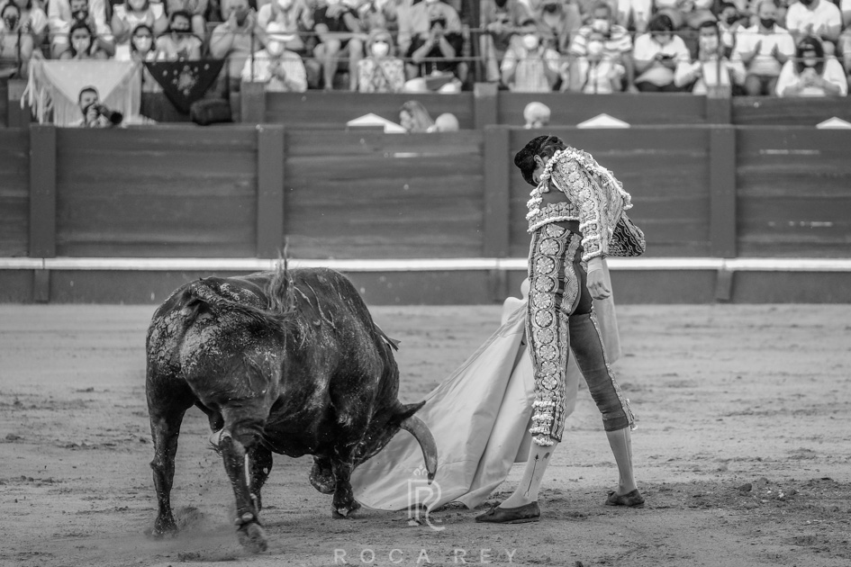 Fotografia de Andrés Roca Rey en Aranjuez 2021